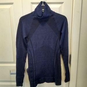 Athleta Long Sleeve - Wool blend, Sz Med, EGUC